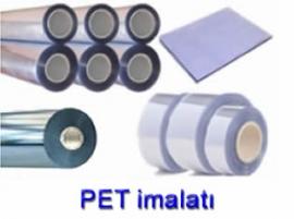 Plastik Poşet PET imalatı