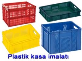 Plastik Poşet Plastik Kasa - Standart