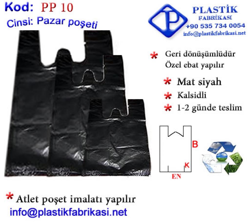 Ucuz Atlet Poşet Mat Siyah Plastik Poşet Asetat PP Pvc Pet Şeffaf Sızdırmaz Kap