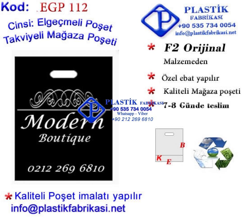 Özel Baskılı Mağaza Poşeti 112 Plastik Poşet Asetat PP Pvc Pet Şeffaf Sızdırmaz Kap