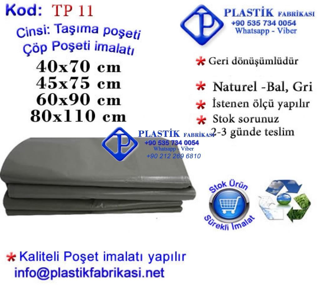 Toptan Çöp Poşeti - Natural gri Plastik Poşet Asetat PP Pvc Pet Şeffaf Sızdırmaz Kap