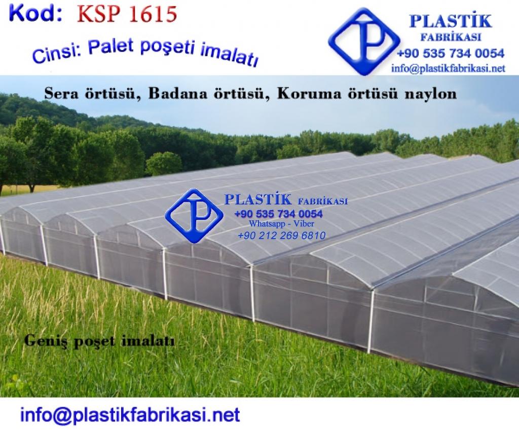 Sera örtüsü imalatı 1615 Plastik Poşet Asetat PP Pvc Pet Şeffaf Sızdırmaz Kap
