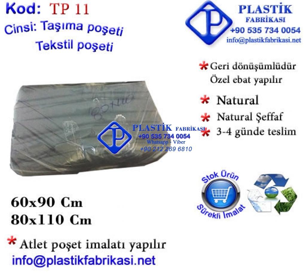 Toptan Çöp Poşeti - Siyah Kalsidli Plastik Poşet Asetat PP Pvc Pet Şeffaf Sızdırmaz Kap