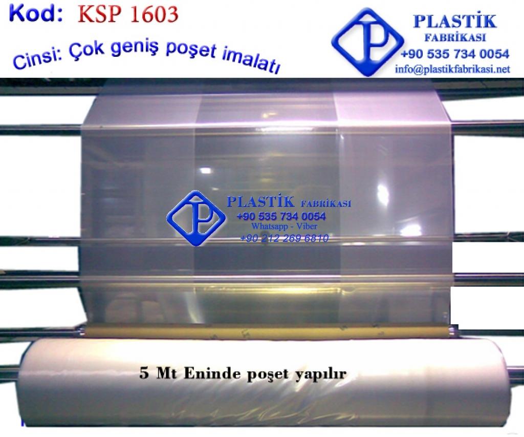 Rulo Naylon Torba imalatı 1603 Plastik Poşet Asetat PP Pvc Pet Şeffaf Sızdırmaz Kap