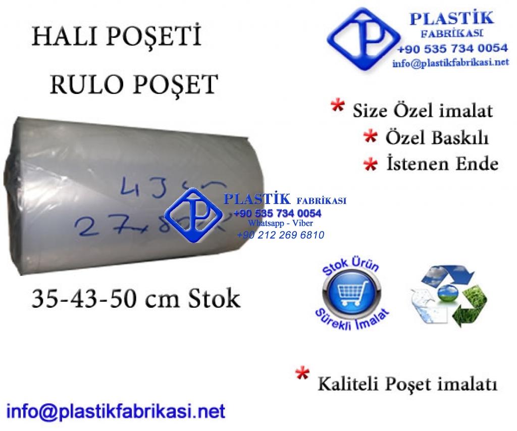 Orijinal Halı Yıkama poşeti Plastik Poşet Asetat PP Pvc Pet Şeffaf Sızdırmaz Kap