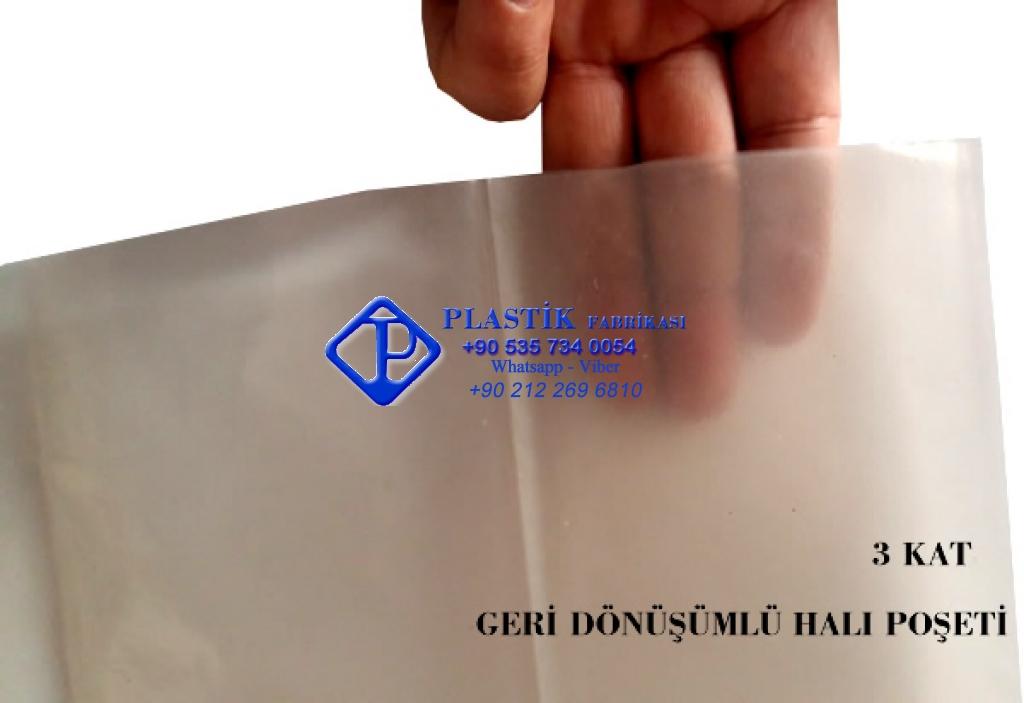 Halı Yıkama poşeti 35 cm Plastik Poşet Asetat PP Pvc Pet Şeffaf Sızdırmaz Kap